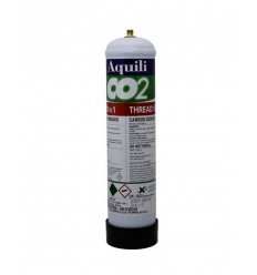 Aquili Co2 Bombola usa e getta Passo 10x1